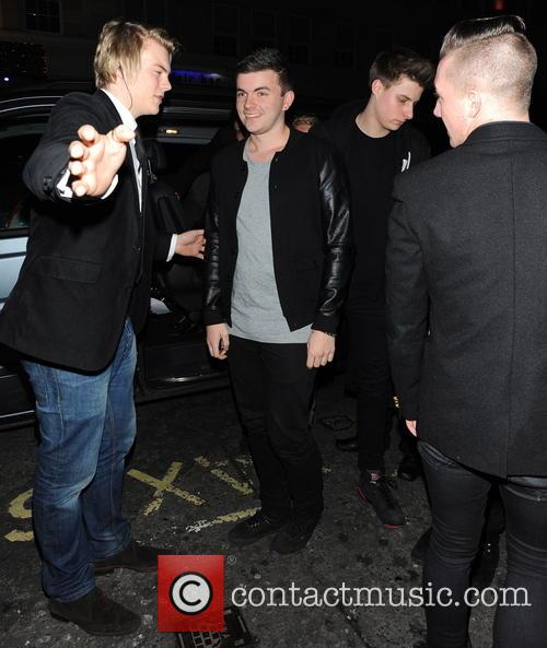 Conor Maynard, Andy Samuels and Funky Buddha 6