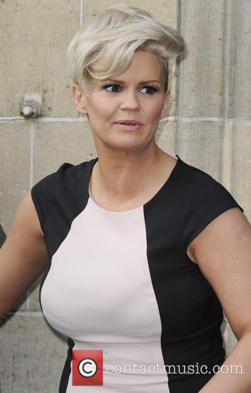 kerry katona celebs at itv 3477865
