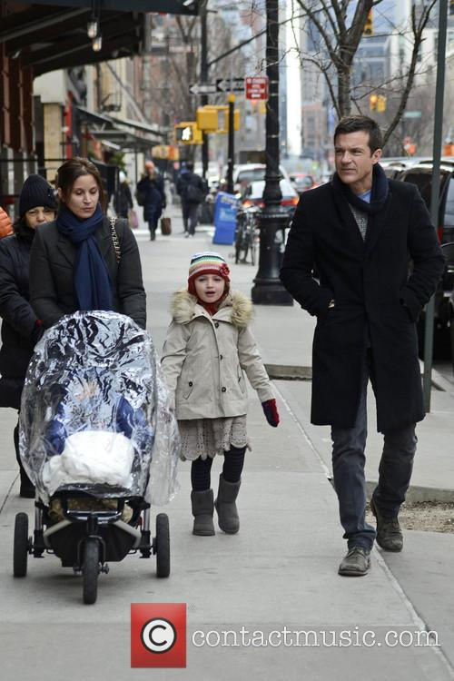 Jason Bateman seen out and about