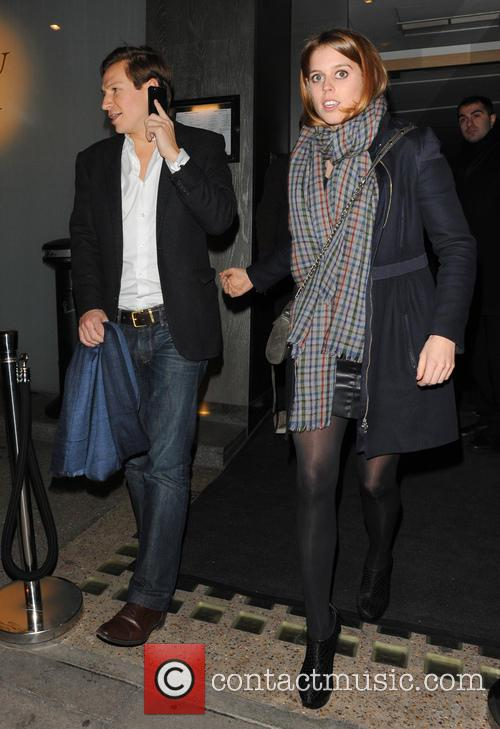 Princess Beatrice and Dave Clark 3