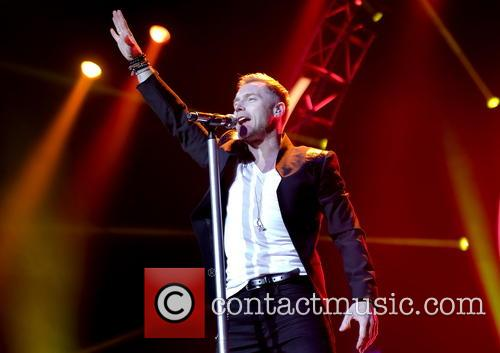 Ronan Keating, Liverpool Echo Arena