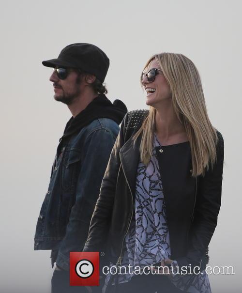 Heidi Klum and Thomas Hayo 9