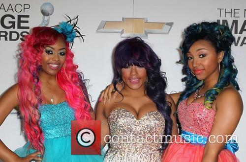 Bahja Rodriguez, Breaunna Womack and Zonnique 2