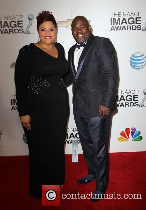 Tamela Mann and David Mann 2