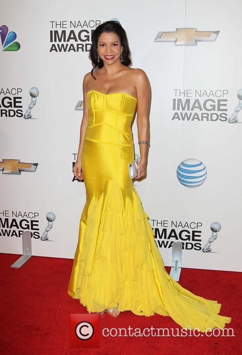 Naacp Image Awards and Arrivals 5