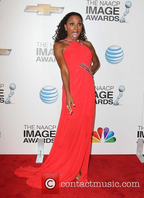 Naacp Image Awards and Arrivals 10