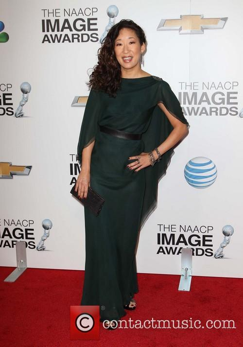 NAACP Image Awards and Arrivals 14