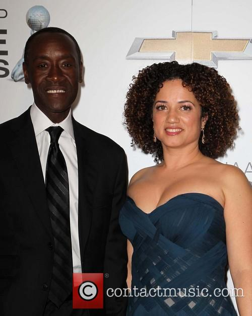 NAACP Image Awards and Arrivals 21