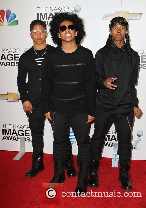 NAACP Image Awards and Arrivals 32