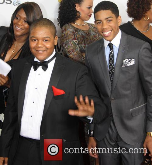 kyle massey christopher massey arrive at the 44th 3479549