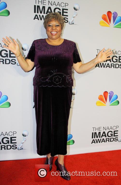 Reatha Grey Arrives At The 44th Naacp Image Awards 2