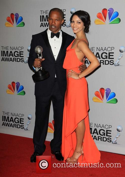 Jamie Foxx and Corinne Bishop 4