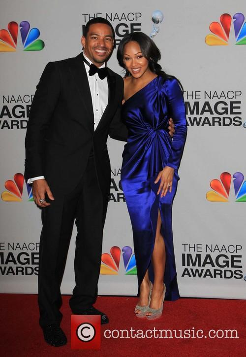 Meagan Good and Laz Alonzo 2