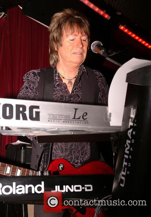 Paul Raymond performing live at The Borderline