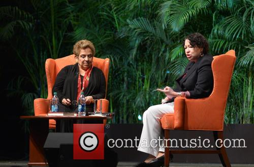 Sonia Sotomayo and Donna Shalala 3
