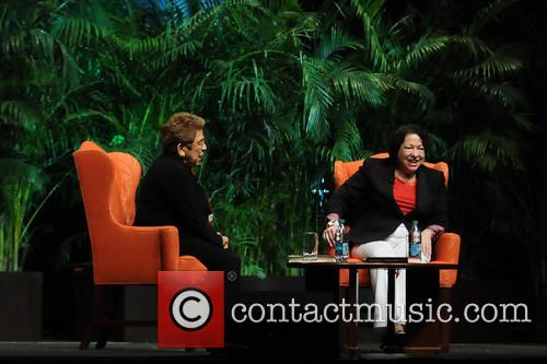 Sonia Sotomayo and Donna Shalala 1