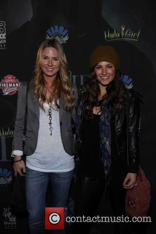 Briana Evigan and Vanessa Evigan 1
