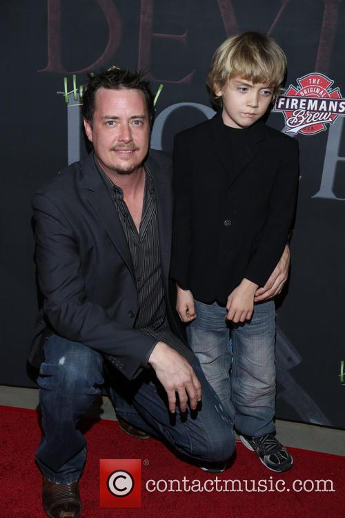 Jeremy London and Son Lyrik London 2