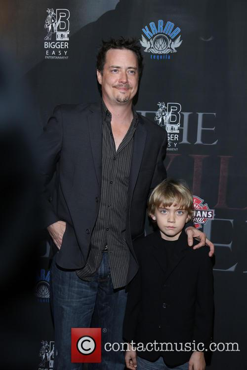 Jeremy London and Son Lyrik London 3