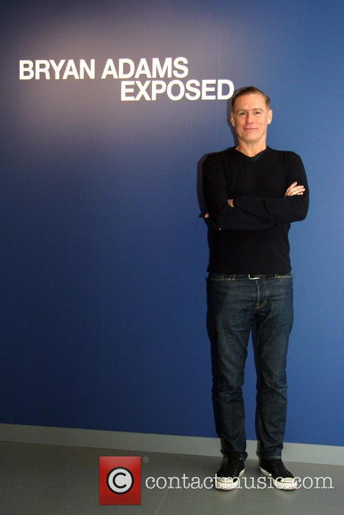 Bryan Adams Photograpy Exhibit Opening for his new...