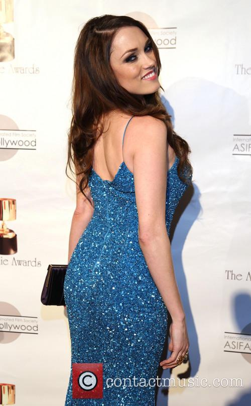 clare grant 40th annual annie awards at royce 3480402