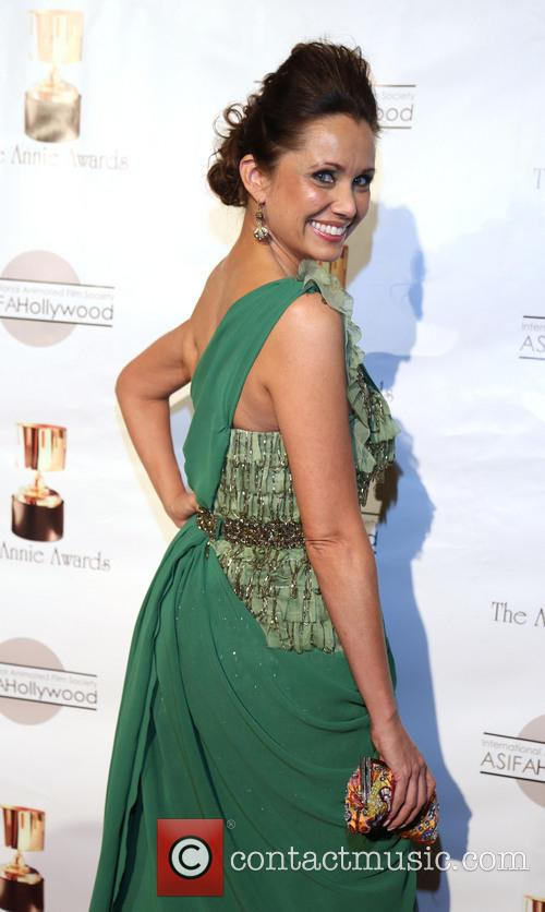 diana lanslen 40th annual annie awards at royce 3480416