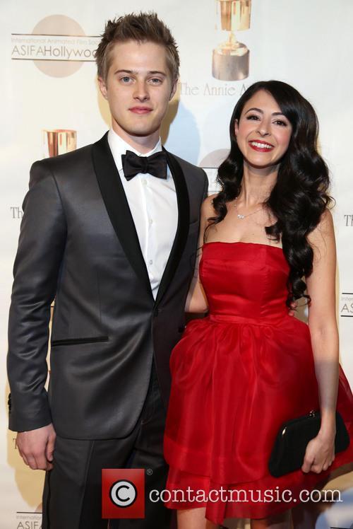 Jessica Dicicco and Lucas Grabeel 2