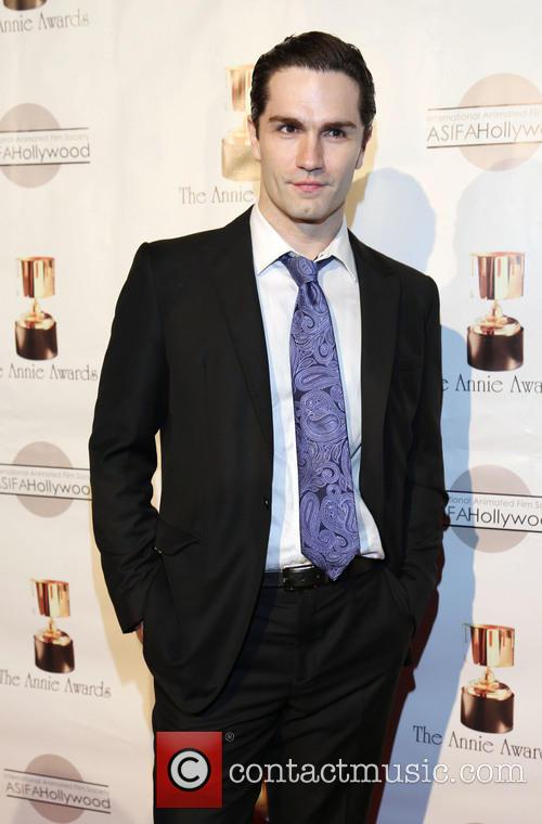 sam witwer 40th annual annie awards at royce 3480417