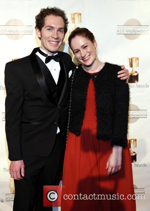 timothy riker guest 40th annual annie awards at royce 3480408