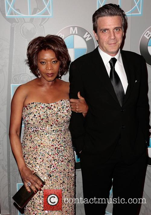 Alfre Woodard and Roderick Spencer 5