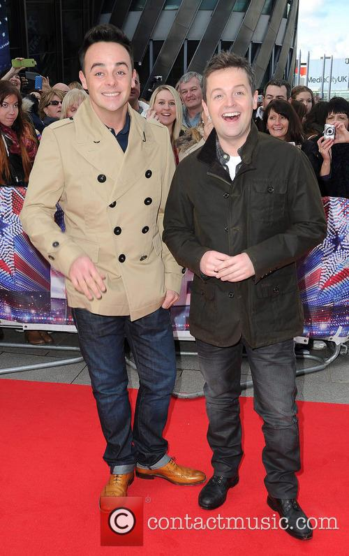 Anthony Mcpartlin and Declan Donnelly 7
