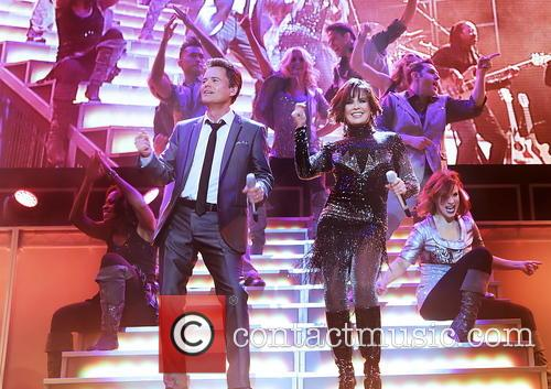 Donny Osmond and Marie Osmond 12