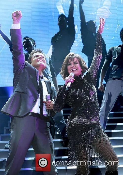 Donny Osmond and Marie Osmond 14