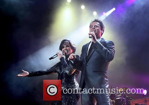 Donny Osmond and Marie Osmond 18
