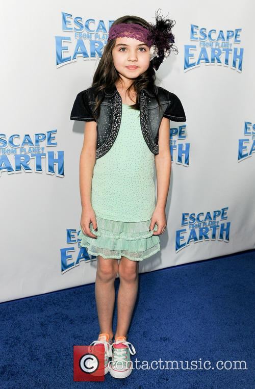 Escape From Planet Earth Premiere