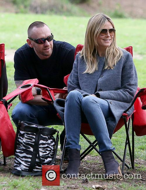 Heidi Klum and Martin Kristen 23