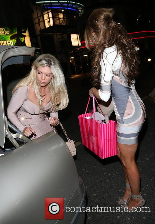 Frankie Essex and Chloe Sims 6