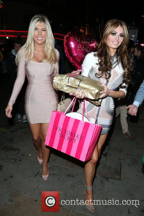 Frankie Essex and Chloe Sims 9