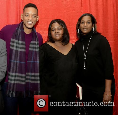 Will Smith and Sister Souljah Aka Lisa Williamson 4