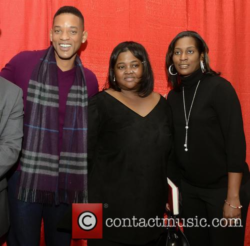 Will Smith and Sister Souljah Aka Lisa Williamson 5