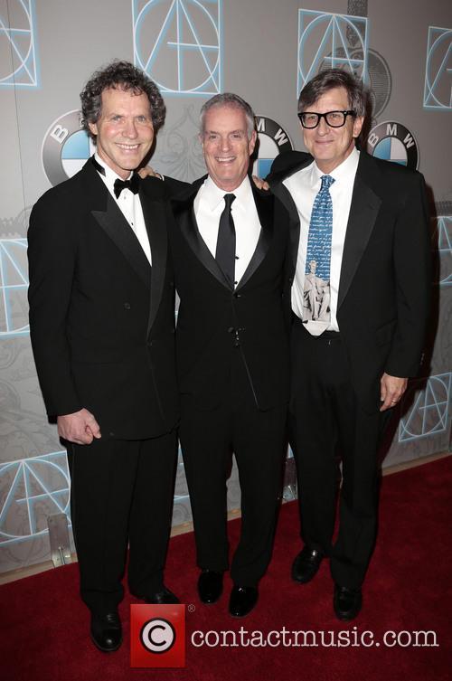 Dennis Gassner, David Gersh and Rick Carter 4