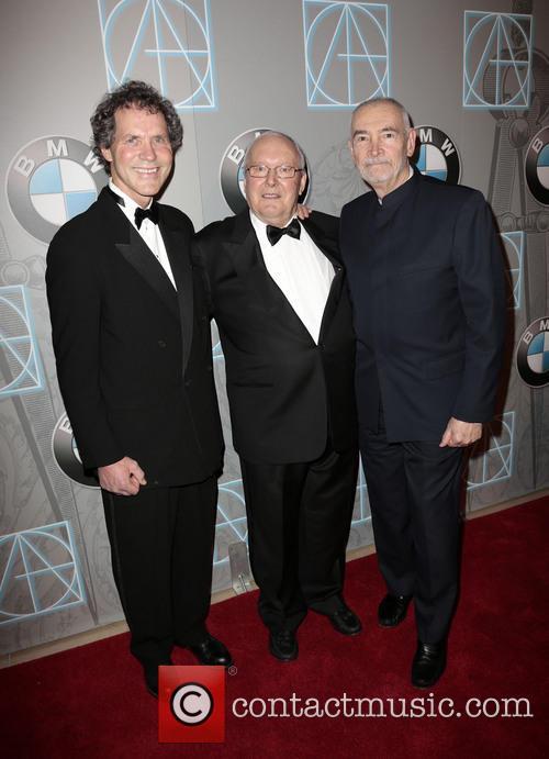 Dennis Gassner, Peter Lamont and Michael G. Wilson 6