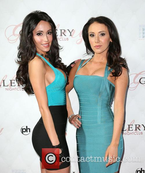 Chrystal Durman and Jenn Sterger 10