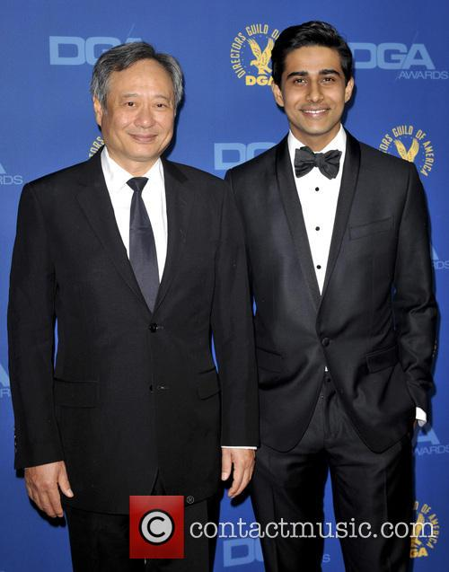 Ang Lee and Suraj Sharma 3