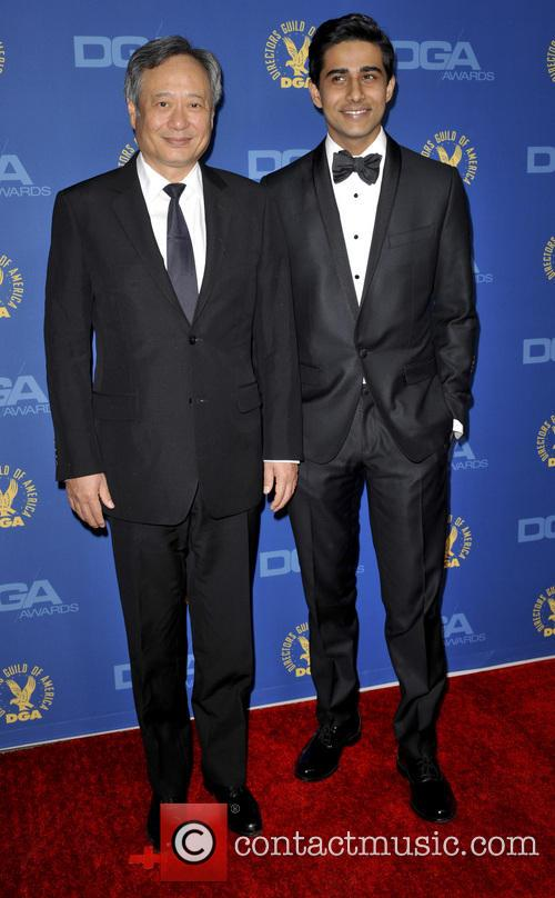 Ang Lee and Suraj Sharma 4