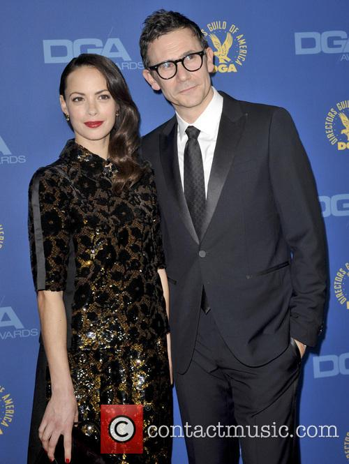 Berenice Bejo and Michel Hazanavicius 6