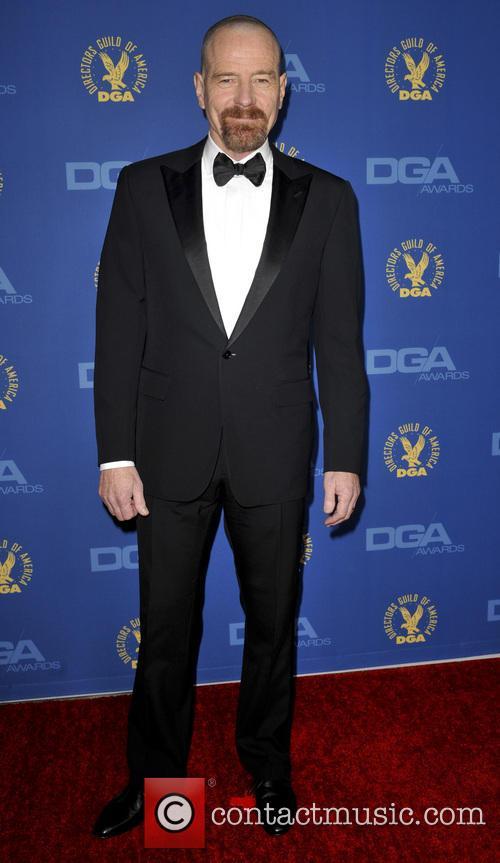 Bryan Cranston DGA Awards