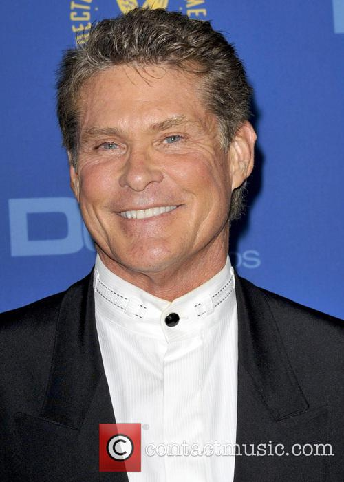 david hasselhoff 65th annual directors guild of america 3480082