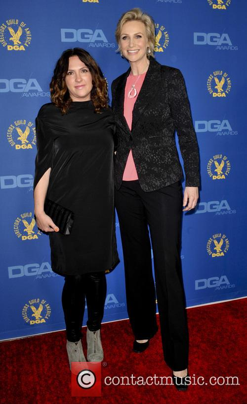 Jill Soloway and Jane Lynch 1