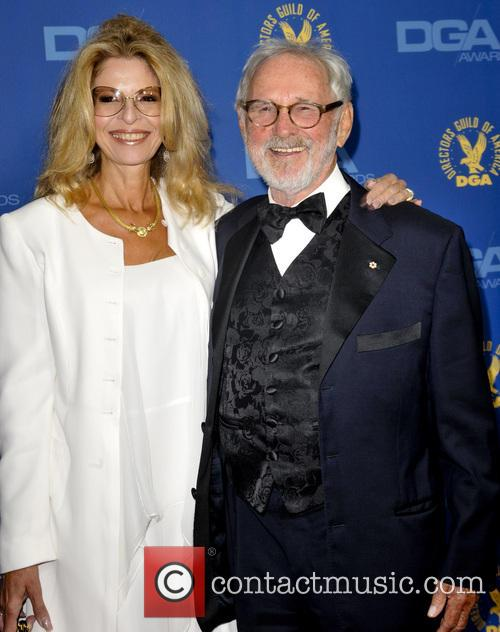 Lynn St. David-Jewison and Norman Jewison 2